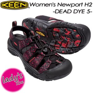 KEEN キーン Women's NEWPORT H2 x DEAD DYE ニューポート H2 x DEAD DYE 1017095 DEAD DYE 5|spray