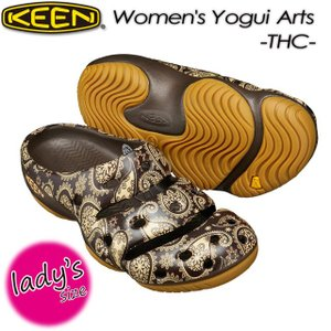 KEEN キーン Women's Yogui Arts x THC ヨギ アーツ 1017101|spray