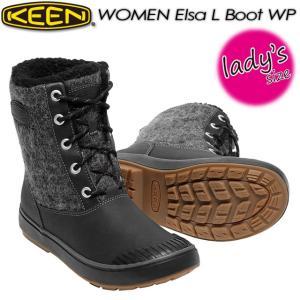 KEEN キーン Elsa L Boot WP エルサ エル ブーツ ウォータープルーフ 1017401|spray