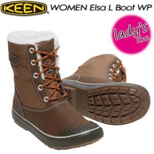KEEN キーン Elsa L Boot WP エルサ エル ブーツ ウォータープルーフ 1017402|spray