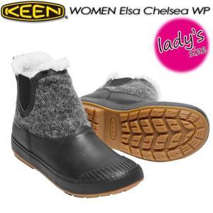 KEEN キーン Elsa Chelsea WP エルサ チェルシー ウォータープルーフ 1017961|spray