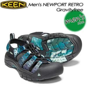 キーン KEEN 1018190 ニューポート レトロ Men's NEWPORT RETRO 男性用 サンダル アウトドア|spray