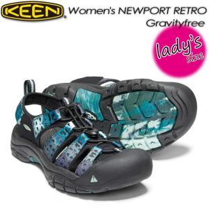 キーン KEEN 1018213 ニューポート レトロ Women's NEWPORT RETRO 女性用 サンダル  アウトドア|spray