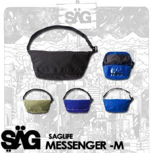 SAGLiFE MESSENGER-M メッセンジャーバッグ Mサイズ|spray