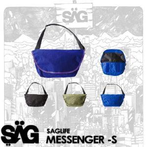 SAGLiFE MESSENGER-S メッセンジャーバッグ Sサイズ|spray