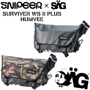 SNIPEER SAGLiFE サグライフ SURVIVER WS 2 PLUS|spray