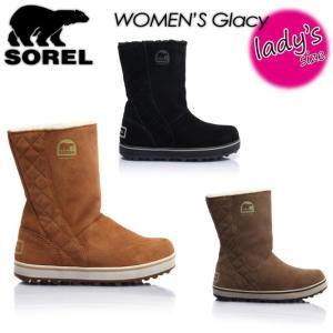SOREL ソレル Glacy グレイシー NL1975 ブーツ レディース 女性用|spray