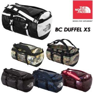 THE NORTH FACE ノースフェイス BC DUFFEL XS BCダッフル XS ショルダーバッグ ダッフルバッグ ボストンバッグ NM81555|spray