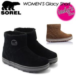 ソレル SOREL  LL5195 Glacy Short グレイシーショート|spray
