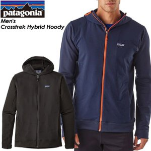 patagonia パタゴニア Men's Crosstrek Hybrid Hoody メンズ クロストレック ハイブリッド フーディ  23800|spray