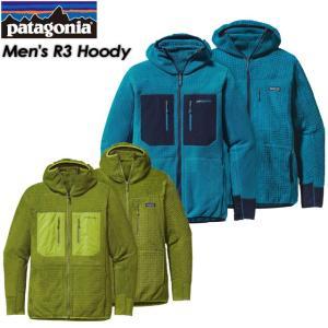 パタゴニア patagonia 25772 Men's R3 Hoody メンズ R3フーディ|spray