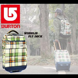BURTON WHEELIE FLT DECK 268018|spray