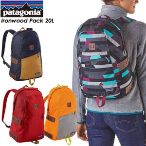 patagonia パタゴニア Ironwood Pack 20L アイアンウッド パック20L ボディーバッグ ショルダーバッグ デイパック トレッキング アウトドア 48020|spray