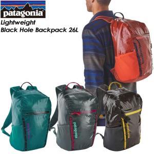 patagonia パタゴニア Lightweight Black Hole pack 26L ライトウェイト ブラックホール パック 26L 49050|spray