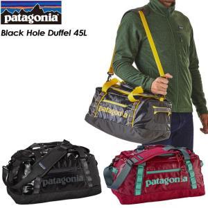 patagonia パタゴニア Black Hole Duffel Bag 45L ブラックホール ダッフル 45L 49336|spray