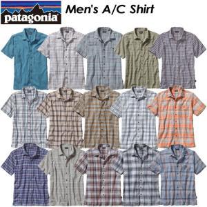 Patagonia パタゴニア Men's A/C® Shirt メンズ A/Cシャツ 52921|spray