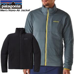 patagonia パタゴニア Men's Nano-Air Jacket メンズ ナノエア ジャケット 84250|spray