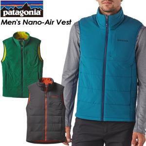 パタゴニア patagonia  84270 Men's Nano-Air Vest メンズ ナノエア ベスト spray
