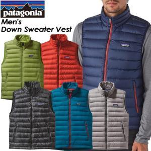パタゴニア patagonia 84622 Men's Down Sweater Vest メンズ ダウン セーター ベスト spray