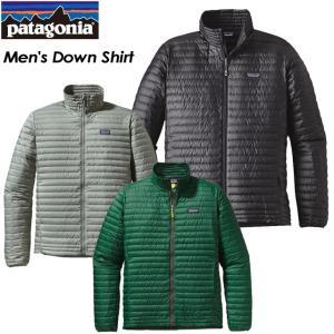 パタゴニア patagonia 84745 Men's Down Shirt メンズ ダウン シャツ spray