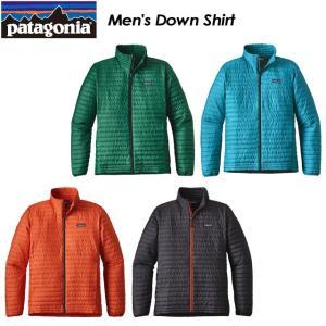 patagonia パタゴニア Men's Down Shirt メンズ ダウン シャツ 84746|spray