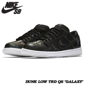ナイキ エスビー NIKE SB 883232-001 DUNK LOW TRD QS GALAXY|spray