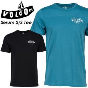 ボルコム VOLCOM A4311601 Serum S/S Tee Modern fit メンズ 半袖 Tシャツ|spray