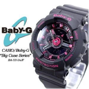 Baby-G ベビーG ビッグケースシリーズ BA-111-1AJF|spray