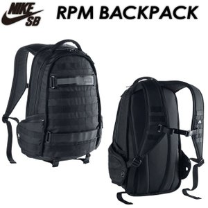 NIKE SB RPM BACKPACK バックパック BA5130-001|spray