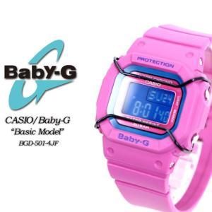 ベビーG Baby-G BGD-501-4JF New Basic model  Gショック G-SHOCK 腕時計|spray