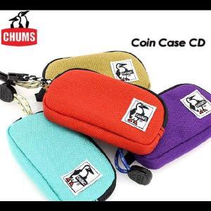 CHUMS コインケース CD CH60-0294|spray