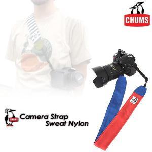 CHUMS カメラストラップ CH60-0700|spray