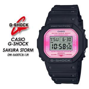 G-ショック Gショック DW-5600TCB-1JR CASIO G-SHOCK カシオ ジーショック SAKURA STORM|spray