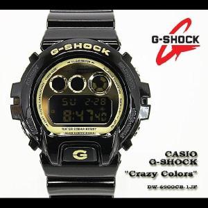 G-SHOCK クレイジーカラーズ DW-6900CB-1JF|spray