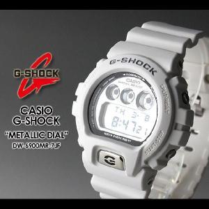Gショック G-SHOCK  DW-6900MR-7JF メタリックダイアルシリーズ white 腕時計|spray