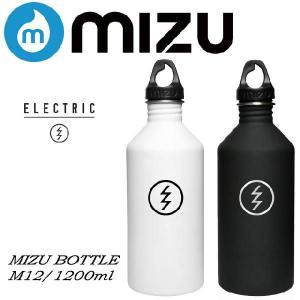 MIZU ボトル M12 (1200ml) ELECTRIC パートナーボトル|spray