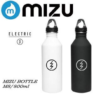 MIZU ボトル M8 (800ml) ELECTRIC パートナーボトル|spray
