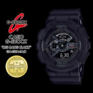 Gショック G-SHOCK  GA-135A-1AJR 35th Anniversary BIG BANG BLACK ビッグバンブラック 腕時計|spray