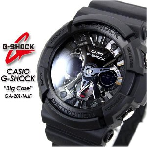G-SHOCK Gショック G-SHOCK Big Case ビッグケース GA-201-1AJF|spray