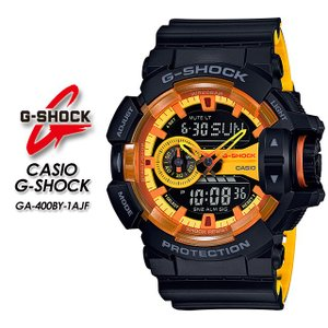 G-SHOCK Gショック  GA-400BY-1AJF|spray