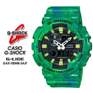 G-SHOCK Gショック G-LIDE Gライド GAX-100MB-3AJF|spray