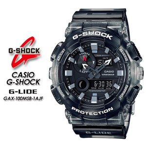 G-SHOCK Gショック G-LIDE Gライド GAX-100MSB-1AJF|spray