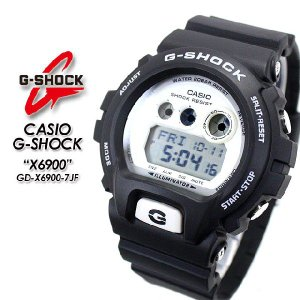 G-SHOCK Gショック X6900 GD-X6900-7JF|spray