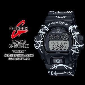 G-SHOCK Gショック FUTURA フューチュラ コラボレーションモデル GD-X6900FTR-1JR|spray