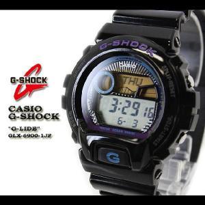 G-SHOCK Gショック G-LIDE ジーライド GLX-6900-1JF black