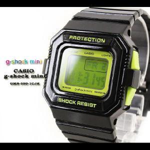 Gショック G-SHOCK MINI GMN-550-1CJR  ミニ  black green 腕時計|spray