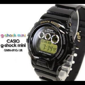 Gショック G-SHOCK GMN-691G-1JR mini ミニ black 腕時計|spray