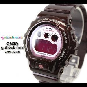 Gショック G-SHOCK mini GMN-692-5JR  Gショック brown pink 腕時計|spray