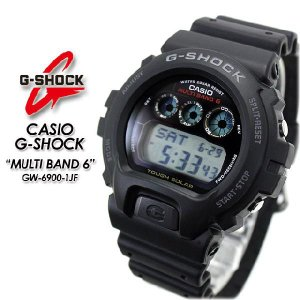 G-SHOCK MULTI BAND 6 電波 ソーラー  GW-6900-1JF|spray