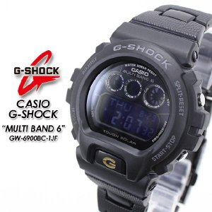 G-SHOCK MULTI BAND 6 電波ソーラー  GW-6900BC-1JF|spray